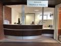 CHU - Banque d'accueil